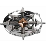 Chaostar Belt Buckle 17-B58