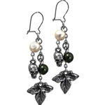Poison Ivy Earrings 17-E297