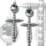 Mort Etoile Droppers Earrings 17-E299
