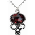 The Demon in My Head Necklace Pewter Alchemy P661