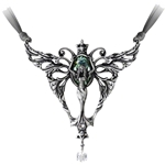 La Belle Esprit Necklace Pewter Alchemy P727