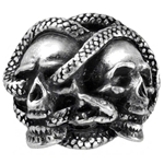 Corruption Ring Pewter Alchemy R172