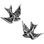 Swallow Studs Earrings 17-ULFE4