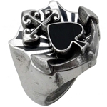 Anchors Aweigh Ring Pewter Alchemy ULR9