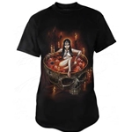 Blood Bath Adult T-Shirt Alchemy 17-bt732