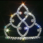 Traditional Tiara Silver 172-11187