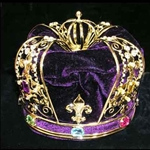 King Crown 172-11448 Purple