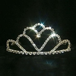 Saddled Hearts Tiara 172-12030