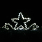 Single Star Tiara 172-12039