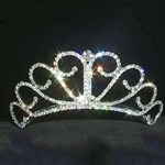 Raised Princess Tiara 172-12050