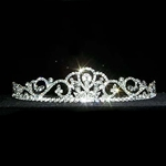 Floral Waves Tiara 172-12256