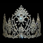 Royal Heart Flair Tiara 172-12540