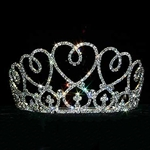 Heart Bouquet Tiara 172-12740