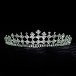 Grauduated Diamond Step Tiara 172-13933