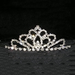 Blooming Flower Tiara 172-14163