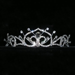 Water Spray Tiara with Rings 172-14630