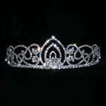 Living Orchid Tiara - 2 inch