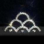 Mini Bumps Tiara Comb 172-9808