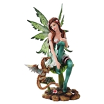 Dragon Fairy Figurine