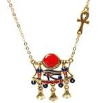 Egyptian Lotus Necklace
