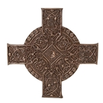 Celtic Cross Wall Plaque