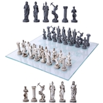 Greek Mythology Chess Set 11290
