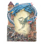 Dragon Picture Frame 18-4935