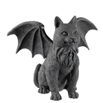 Winged Cat Gargoyle 6321