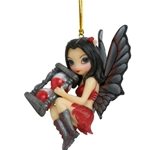 Time Fairy Strangeling Ornament