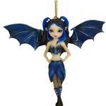 Bat Wing Fairy Strangeling Ornament