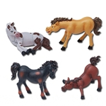 Horse Statues Set Of Four