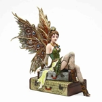 Traveling Steampunk Fairy 18-8675