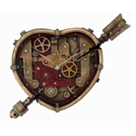 Steampunk Clockwork Heart 18-8881