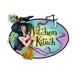Witchen Kitsch Wall Plaque