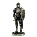 Medieval Knight Statue 9420