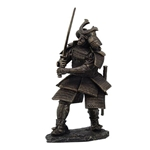 Samurai Shogun Warrior Figurine in Japanese Armour