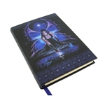 Blue Butterfly Fairy Journal