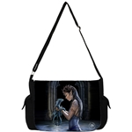 Water Dragon Messenger Bag