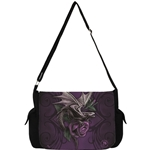 Dragon Beauty Messenger Bag