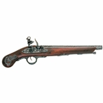 Italian Flintlock Pistol 18th Century - Non-Firing