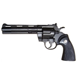 Replica .357 Magnum Revolver 6in Barrel Non-Firing,.357 Magnum Revolver 6in Barrel Non-Firing Gun Replica