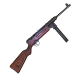 MP41 German Submachine Gun WWII Non-Firing Replica