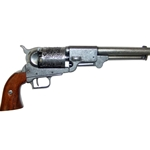 Civil War M1849 Dragoon Revolver Antiqued Finish Non Firing