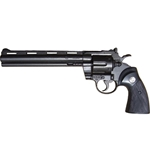 Replica .357 Magnum Revolver 8in Barrel Non-Firing,.357 Magnum Revolver 8in Barrel Non-Firing Replica