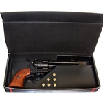 Black 1873 .45 Colt Non Firing Peacemaker Box Set FD11186