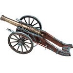 18th Century French Cannon Louis XIV 19-FD404