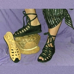 Goddess Diana Shoes