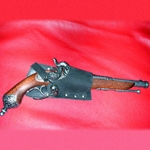 Pirate Holster W/Optional Pistol or Blunderbuss