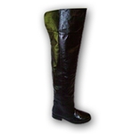 Rebellion Tall Leather Boot