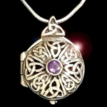 Celtic Locket 200194